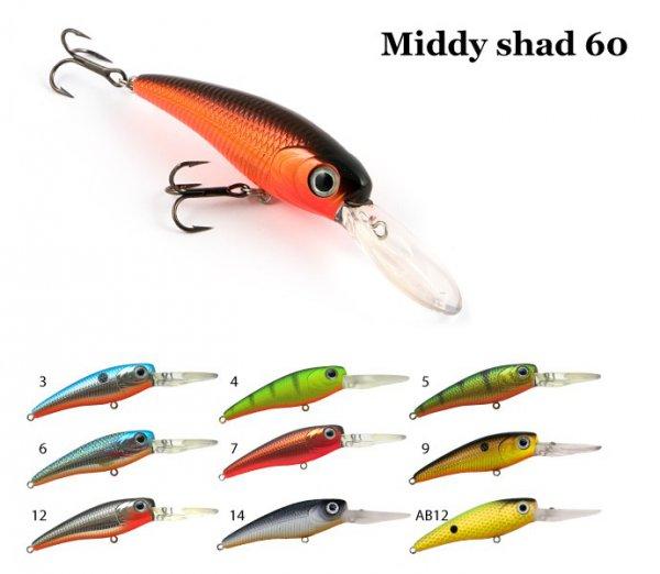 MIDDY SHAD 60