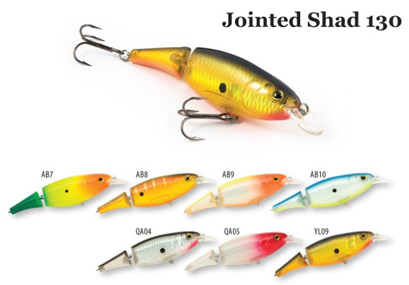 JOINTED SHAD 130