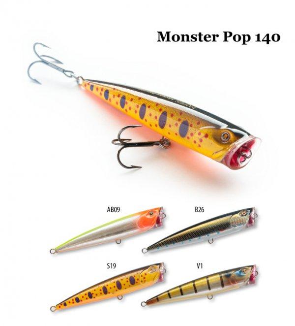 MONSTER POP 140