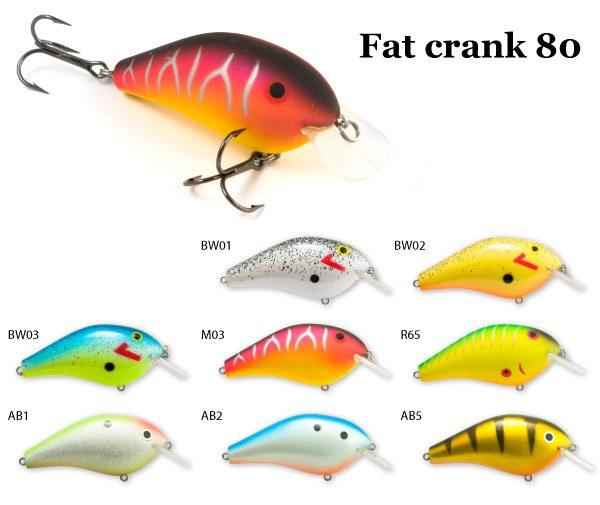 FAT CRANK 80
